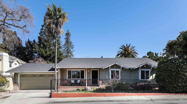 2087 Mills Avenue, Menlo Park, CA, 94025,