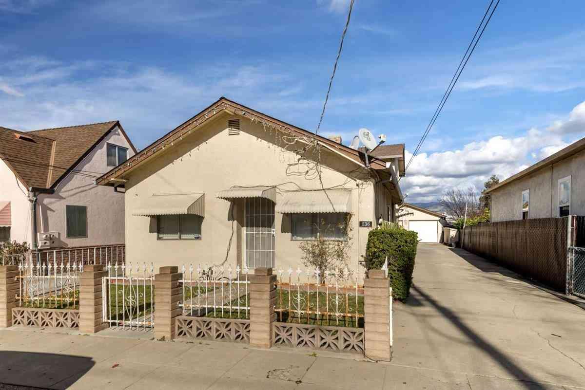 136 North 26th Street, San Jose, CA, 95116,