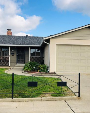4610 Ridpath Street Fremont, CA, 94538