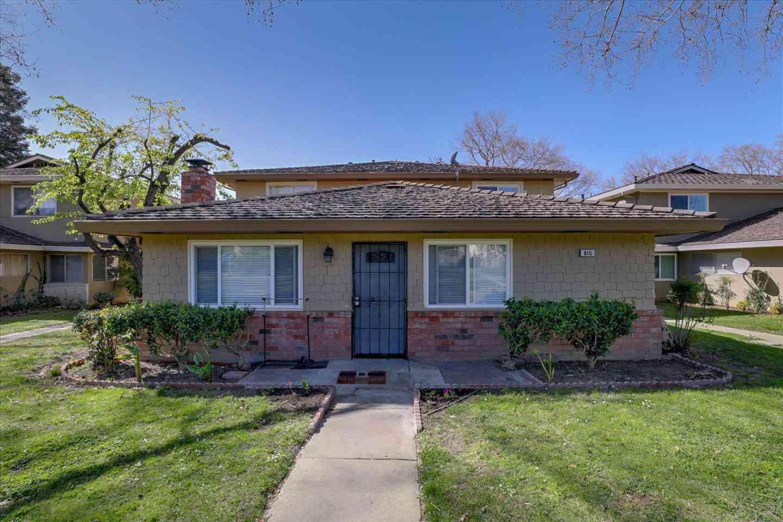 815 Gilchrist #1, San Jose, CA, 95133,