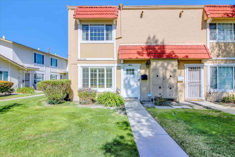 451 Velasco Drive, San Jose, CA, 95123,