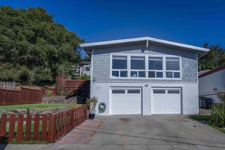 649 Palma Street, El Granada, CA, 94018,