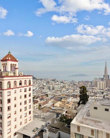 1333 Jones Street #1202 San Francisco, CA, 94109