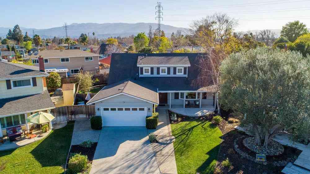 1941 Crestmont Drive, San Jose, CA, 95124,