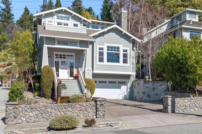 209 Loma Alta Avenue, Los Gatos, CA, 95030,