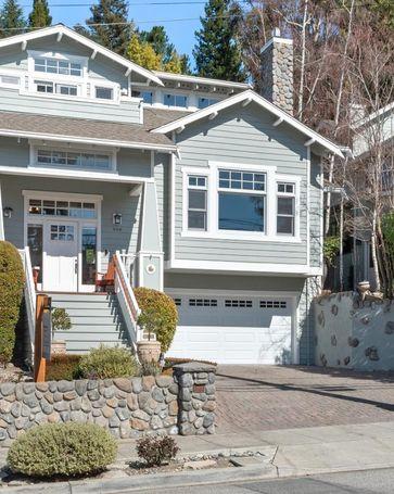209 Loma Alta Avenue Los Gatos, CA, 95030
