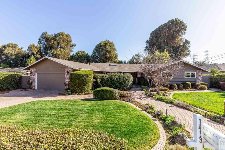 1413 Brookmill Road, Los Altos, CA, 94024,