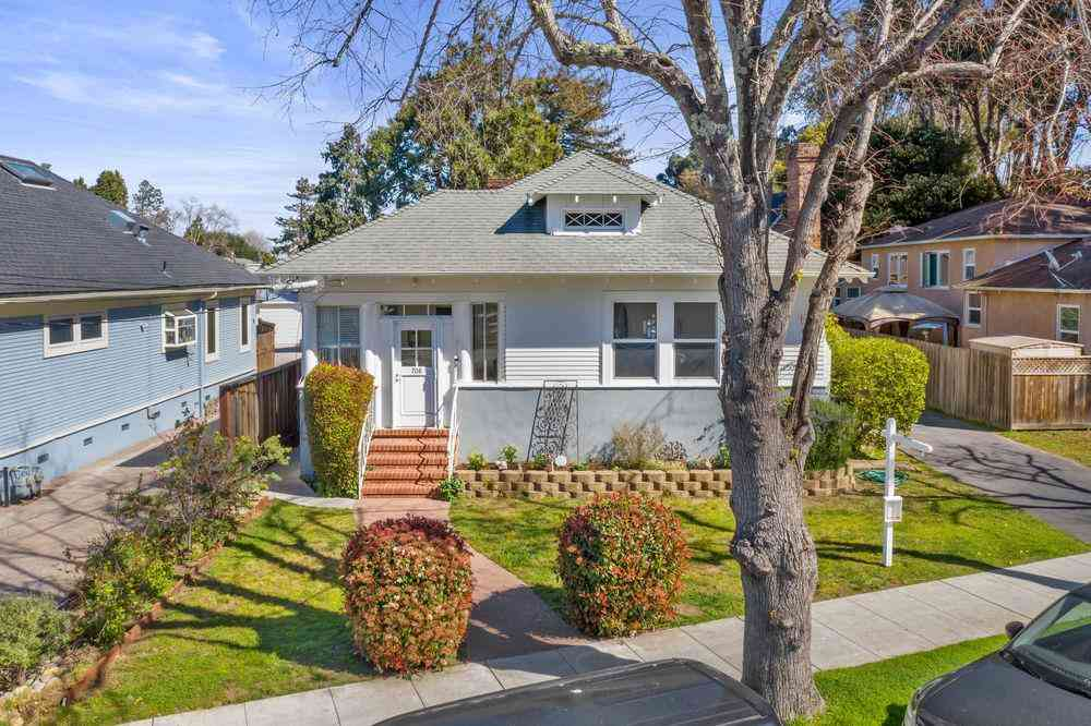 706 Linden Avenue, Burlingame, CA, 94010,