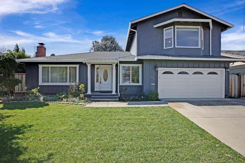 4753 Corrales Drive, San Jose, CA, 95136,