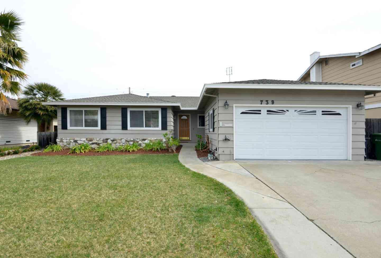 739 Baylor Drive, Santa Clara, CA, 95051,