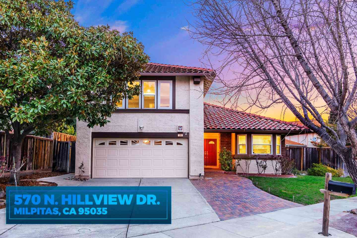 570 North Hillview Drive, Milpitas, CA, 95035,