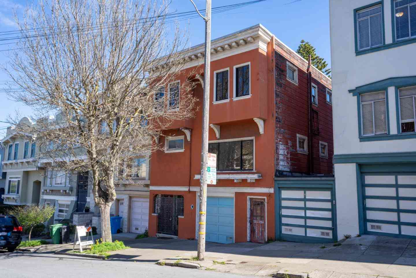 588 12th Avenue, San Francisco, CA, 94118,