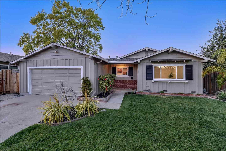 1453 Fairhaven Drive, San Jose, CA, 95118,