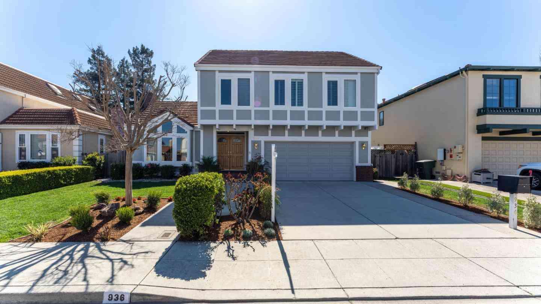 936 Hillsboro Avenue, Sunnyvale, CA, 94087,