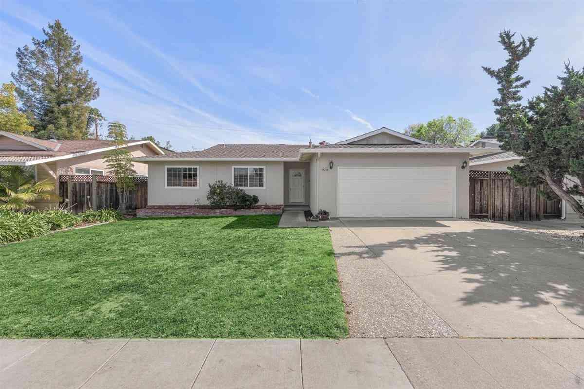 1538 Petersen Avenue, San Jose, CA, 95129,