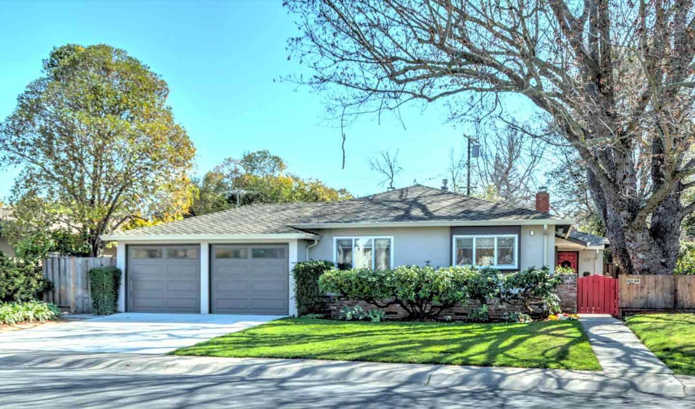 323-325 Waverley Street, Menlo Park, CA, 94025,