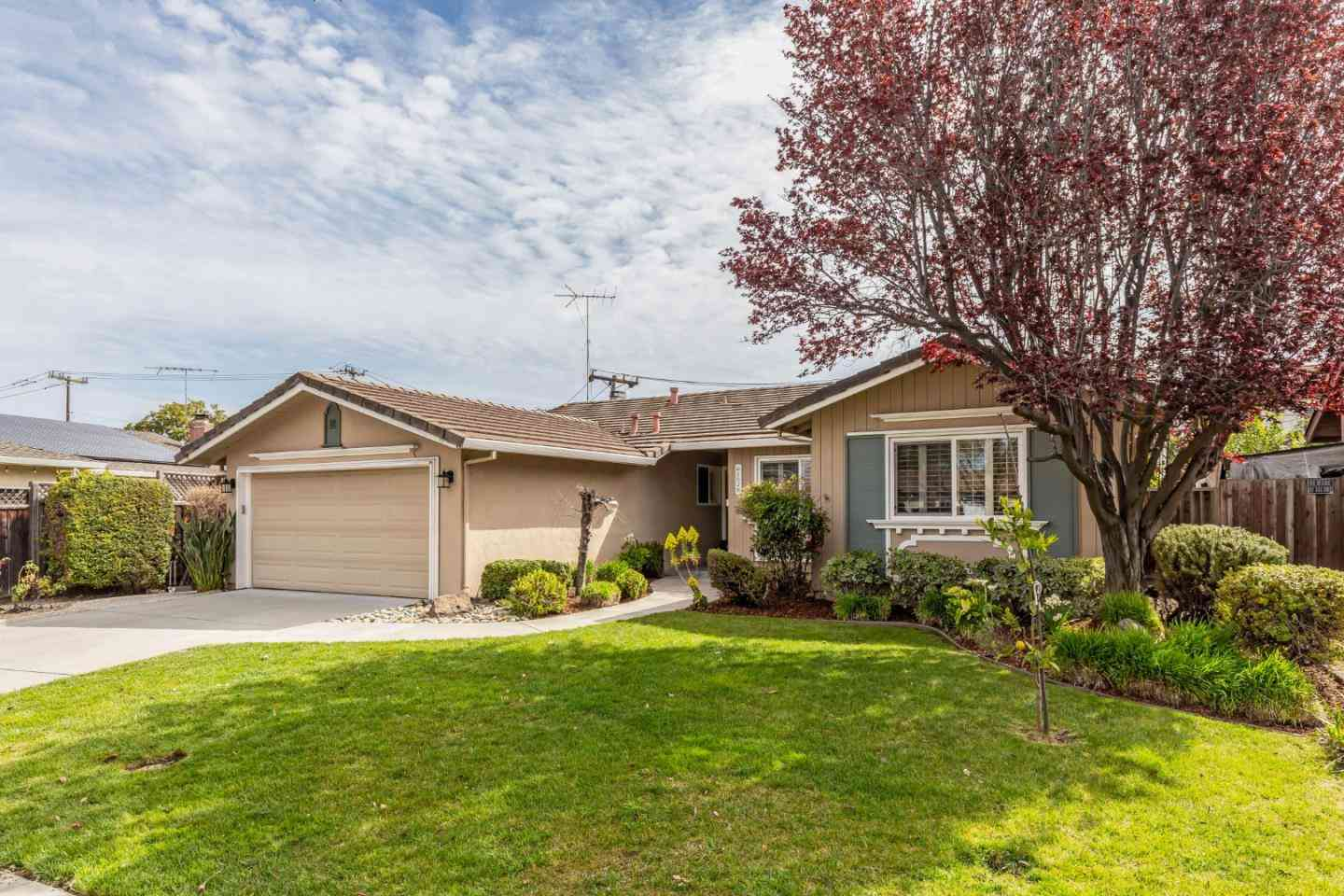 1020 Happy Valley Avenue, San Jose, CA, 95129,