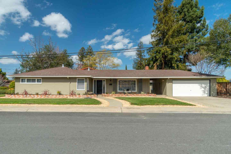 456 South Genevieve Lane, San Jose, CA, 95128,
