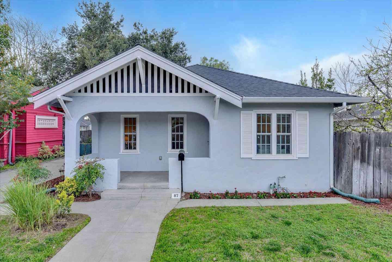 87 Sunol Street, San Jose, CA, 95126,