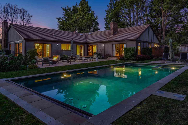 60 Joyce Road, Hillsborough, CA, 94010,