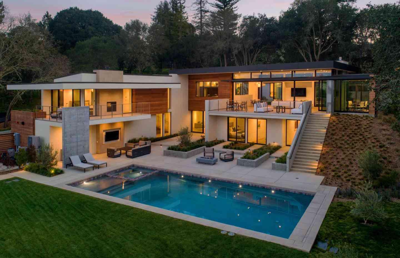 155 Bardet Road, Woodside, CA, 94062,