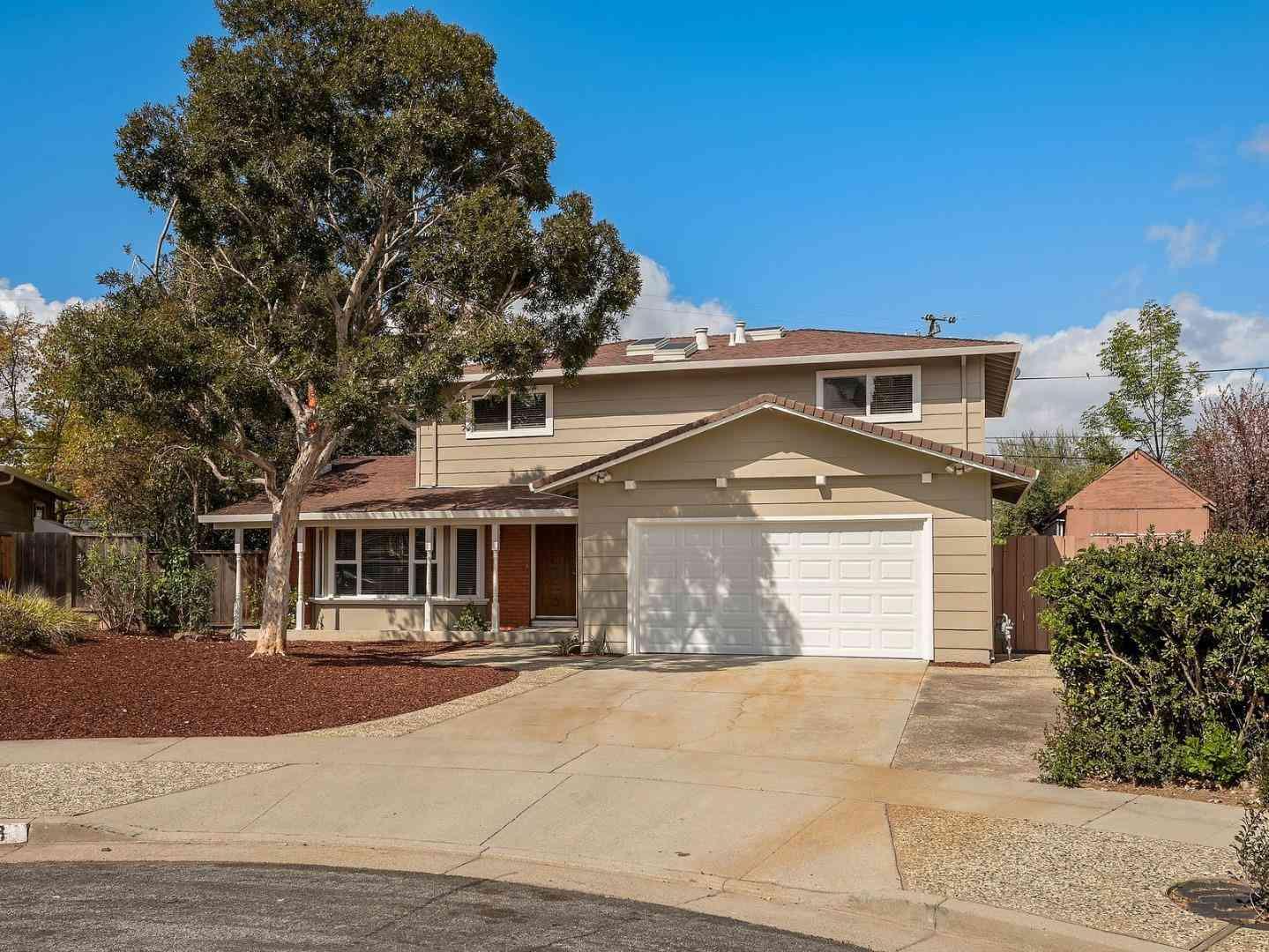 1503 Montalban Drive, San Jose, CA, 95120,