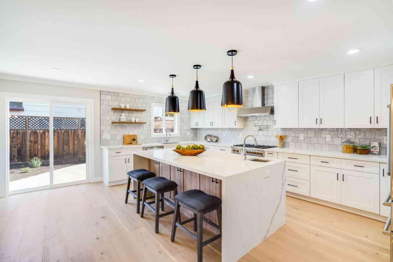 Kitchen, 1076 Fewtrell Drive, Campbell, CA, 95008,