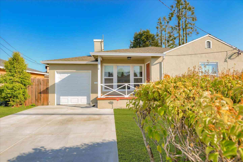 1010 East Santa Inez Avenue, San Mateo, CA, 94401,