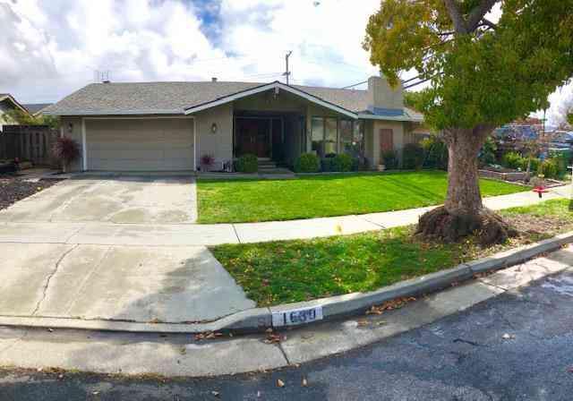 1630 Trona Way, San Jose, CA, 95125,