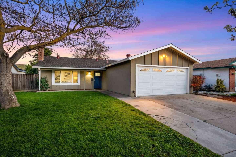 58 Essendon Way, San Jose, CA, 95139,