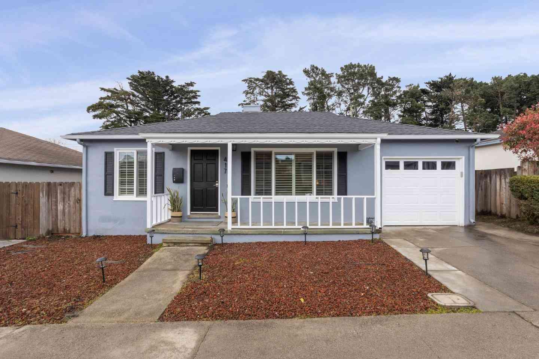417 Briarwood Drive, South San Francisco, CA, 94080,