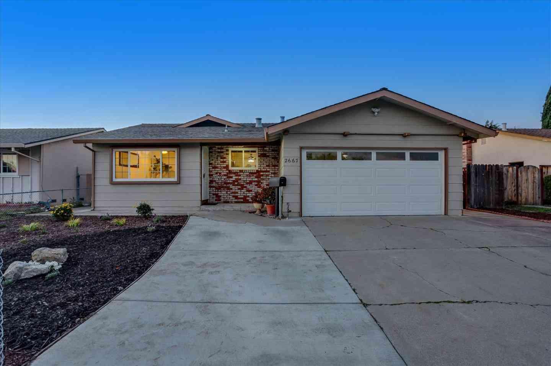 2667 Cunningham Avenue, San Jose, CA, 95148,