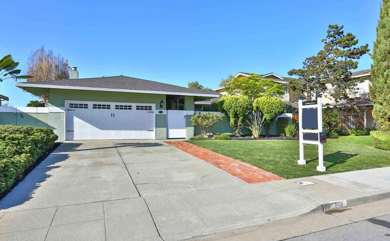 518 Marlin Drive, Redwood City, CA, 94065,