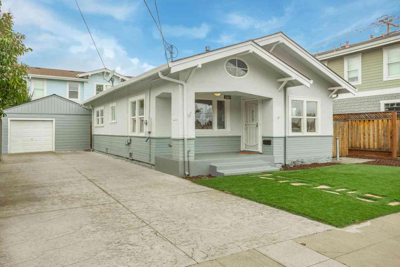 3465 The Alameda, Santa Clara, CA, 95050,