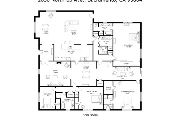 2650 Northrop Avenue