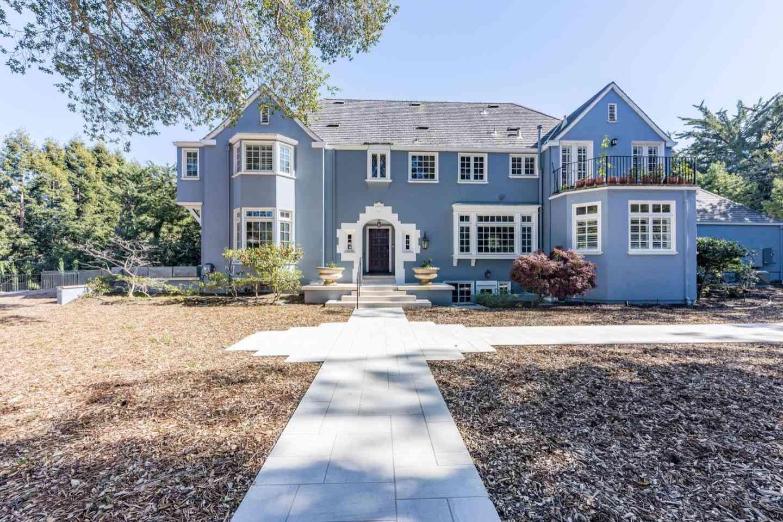 372 Poett Road, Hillsborough, CA, 94010,
