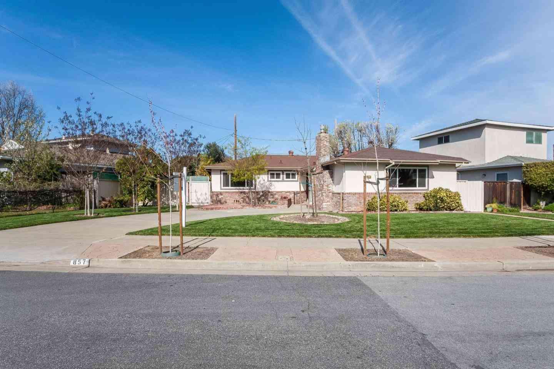 857 Peach Avenue, Sunnyvale, CA, 94087,