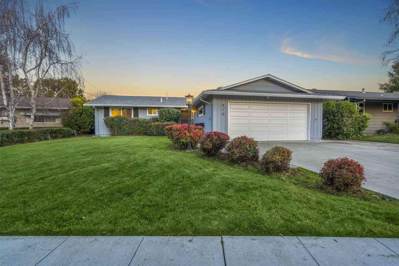 816 Cottonwood Drive, Cupertino, CA, 95014,