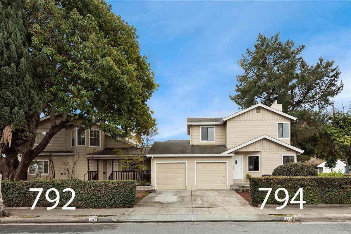 792-794 West Mc Kinley Avenue, Sunnyvale, CA, 94086,