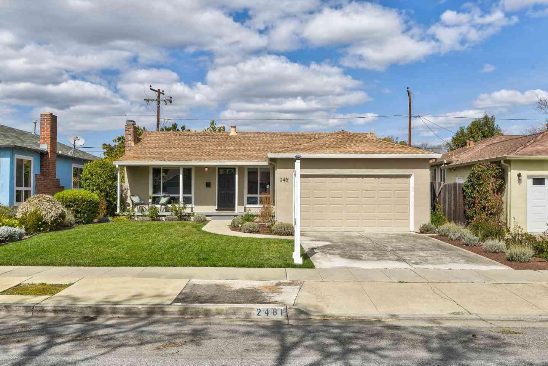 2481 Fernwood Avenue, San Jose, CA, 95128,