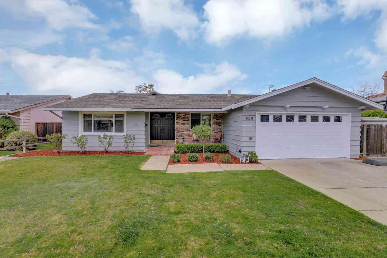 959 Cypress Avenue, San Jose, CA, 95117,