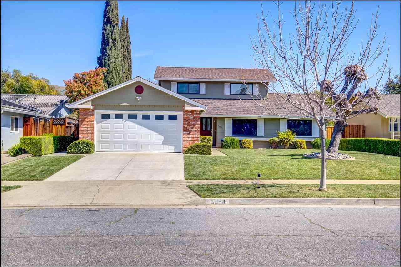 3990 Timberline Drive, San Jose, CA, 95121,