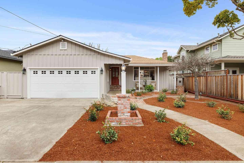 1602 Clee Street, Belmont, CA, 94002,