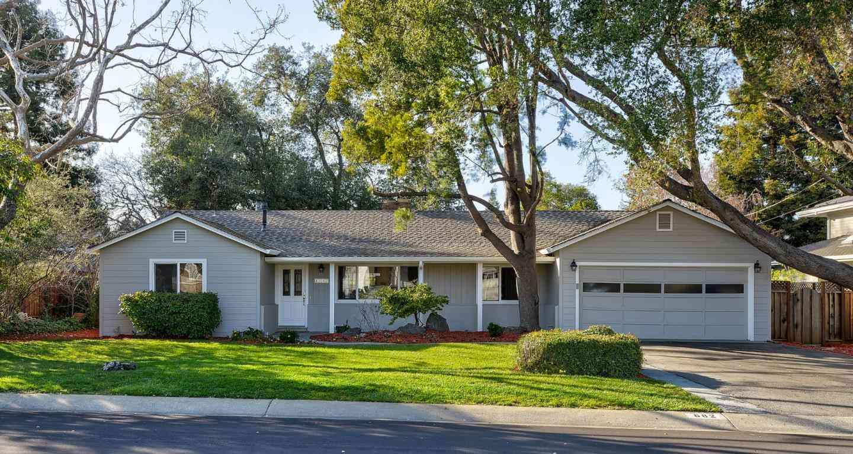 682 Panchita Way, Los Altos, CA, 94022,