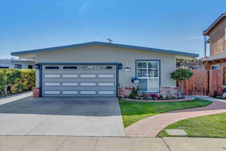 1772 Eisenhower Street, San Mateo, CA, 94403,