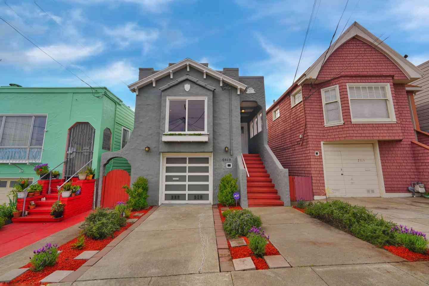 2519 27th Avenue, San Francisco, CA, 94116,