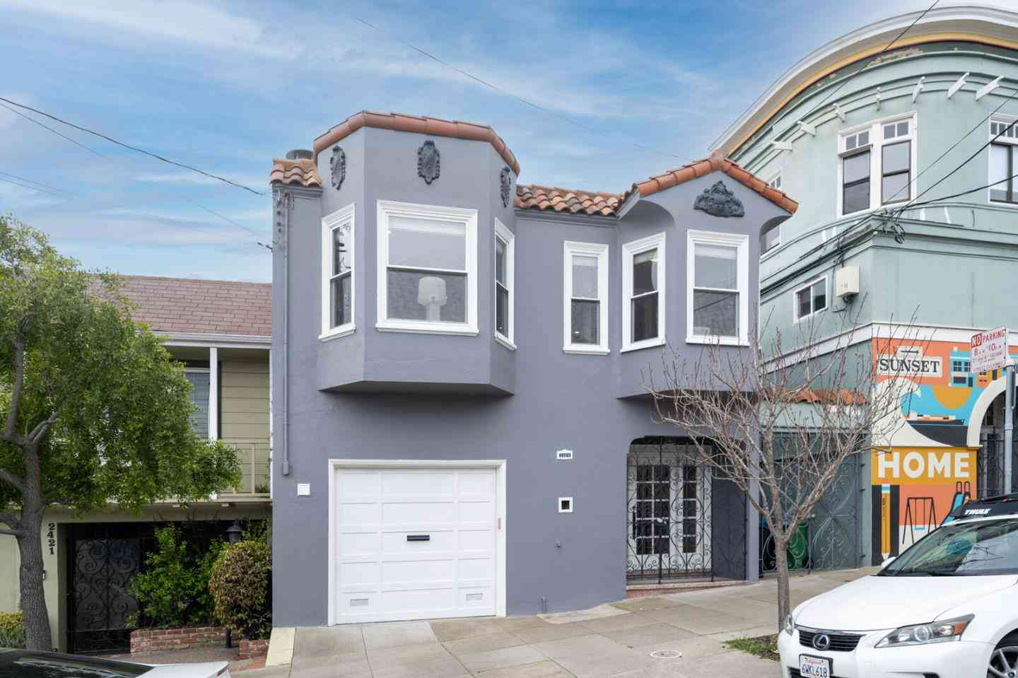 2419 27th Avenue, San Francisco, CA, 94116,