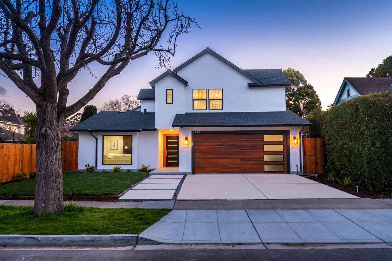 1411 Laguna Avenue, Burlingame, CA, 94010,
