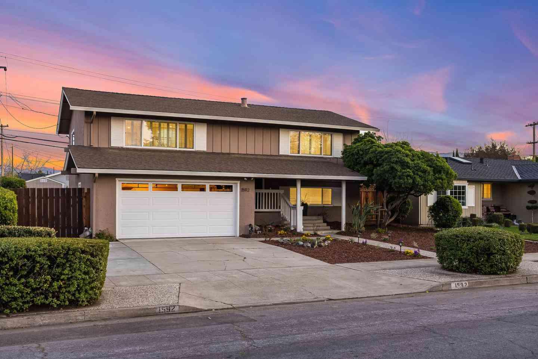 1592 Jacob Avenue, San Jose, CA, 95118,