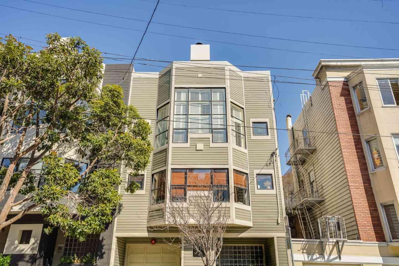 426 Fillmore Street #B, San Francisco, CA, 94117,